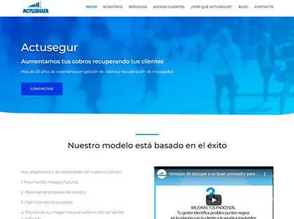 desarrollo web de baysalgs.com